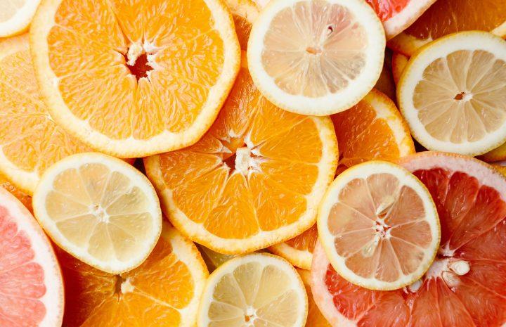 Heavenly Candied Orange Pinwheels